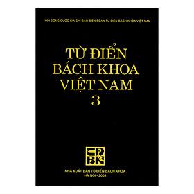 Từ Điển Bách Khoa Việt Nam - Tập 3