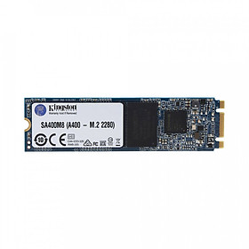 Ổ cứng SSD Kingston A400 M.2 2280 SATA III 120GB SA400M8/120G - Hàng Chính Hãng
