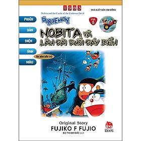 Doraemon - Phiên Bản Điện Ảnh Màu - Ấn Bản Đầy Đủ Tập 5: Nobita Và Lâu Đài Dưới Đáy Biển (Tái Bản 2020)