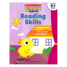 Learning Express K1: Reading Skills