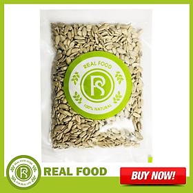 Túi Hạt Hướng Dương 100G - Thương hiệu Real Food Store