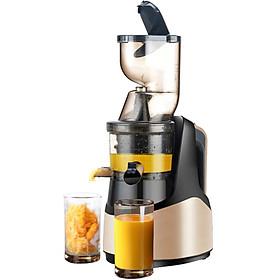 Máy ép hoa quả tốc độ chậm nguyên trái công suất 200W, tốc độ 43 vòng / phút công dụng nghiền , ép nguyên trái thực phẩm,đa năng tiện lợi giữ được chất dinh dưỡng giao màu ngẫu nhiên