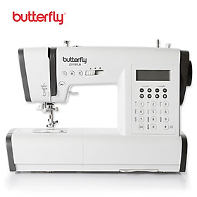 Máy May Gia Đình Điện Tử Cao Cấp Butterfly JD1197LB - Hàng Chính Hãng