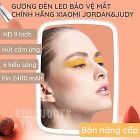 Gương trang điểm Xiaomi Jordan Judy NV505 - Gương trang điểm có đèn LED Jordan Judy