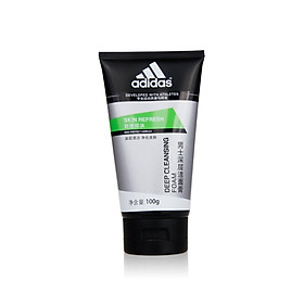 Adidas Men's Power Control Oil Deep Cleansing Cream 100g