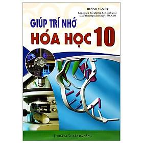 Giúp Trí Nhớ Hóa Học 10