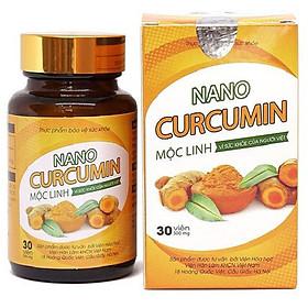 Thực phẩm chức năng bảo vệ sức khỏe thải độc, phòng chống ung thư Nanocurcumin