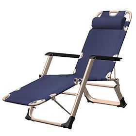 Ghế xếp, ghế xếp thư giãn khung thép thông minh REO264
