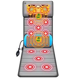 Đệm Massage Toàn Thân SK002 , Có Hồng Ngoại Tăng Hiệu Qủa Massgae - Phiên bản cao câp với bộ điều khiển tiếng anh