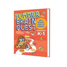 Summer brain quest  between grade K&1
