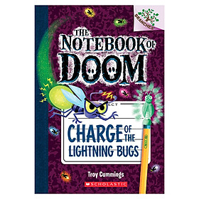 The Notebook Of Doom Book 08: Charge Of The Lightning BuGeronimo Stilton