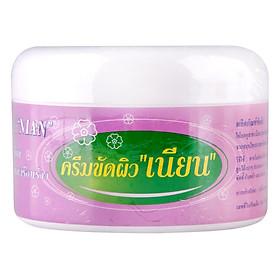 """Kem Tẩy Tế Bào Chết Cho Mặt & Body Skin Scrub Cream """"Nian"""" Yanhee (80g)"""