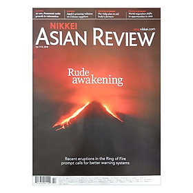 [Download Sách] Nikkei Asian Review: RUDE AWAKENING - 14