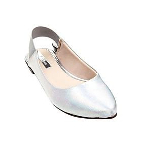 Giày Búp Bê Moleca ML0012-S - Bạc