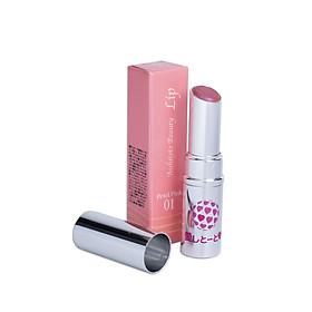 Son Dưỡng Có Màu AISHITOTO Beauty Lip Pearl Pink - Màu Hồng Ngọc Trai 4.8g
