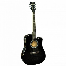 Đàn Guitar Acoustic Morrison MGW 405CBK EQ