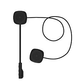 MH04 Motorcycle Helmet Headset Bluetooth V5.0 EDR Headphones Microphone Bicycle Helmet Earphone Handsfree Speaker Headset