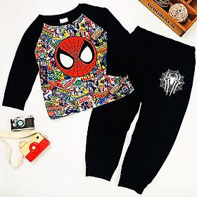 Bộ Bé Trai Dài Nhện Spiderman Bonchop BBT-1151130