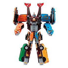 Đồ Chơi Tobot Mini Giaga 7 Young Toys 301078
