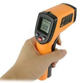 Nhiệt kế hồng ngoại đo nhiệt độ cơ thể ,máy móc từ xa