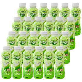 Nước Trái Cây Dừa Thạch Dừa A-Dew 450ml (Thùng 24 chai)