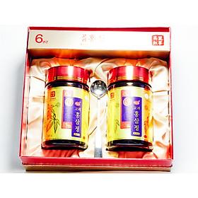 Thực phẩm bảo vệ sức khỏe CAO HỒNG SÂM PLUS HÀN QUỐC - KOREAN RED GINSENG EXTRACT PLUS 480G