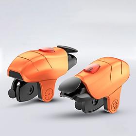 Bộ 2 nút bắn chơi game PUBG Free fire Nút bấm hỗ trợ autotap 30 nhịp nhỏ gọn công nghệ cao ( Giao màu ngẫu nhiên )