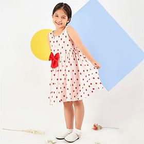 Váy đầm cho bé gái cao cấp Econice2. Size 5, 6, 7, 8, 10 tuổi mặc mùa hè