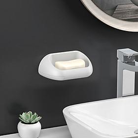 Kệ để xà bông dán tường nhà tắm đẹp, sang trọng sạch sẽ