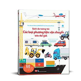 Sách đa tương tác - Các loại phương tiện vận chuyển trên thế giới