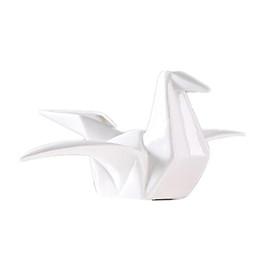 Origami Crane Figurine Statue Home Office Desk Decorative Ornaments Gift