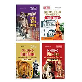 Combo Tủ sách lịch sử Việt Nam 1
