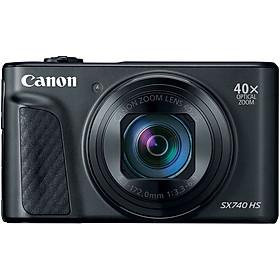 Máy ảnh Canon Powershot SX740HS - Hàng chính hãng