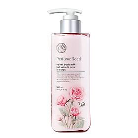 THE FACE SHOP Perfume Seed Velvet Body Milk / Body Wash 300ml