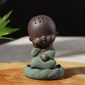 Tượng Tiểu Thiền Hoa Sen