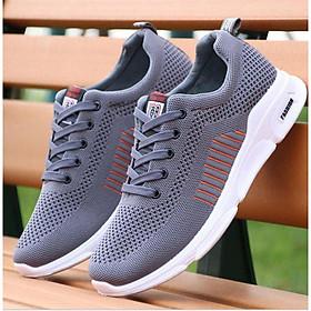 Giày Sneaker Nam GTTN-67 Vải dệt thoáng khí, đế đàn hồi tốt, đi êm chân - Phù hợp cho hoạt động như đi bộ, đi chơi, thể thao, tập gym.