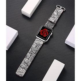 Biểu đồ lịch sử biến động giá bán Dây đeo bằng da cho đồng hồ thông minh Apple Watch Series 5 4 3 2 1