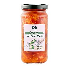 NATURAL Tôm Chua Đu Đủ 240g - Dh Foods