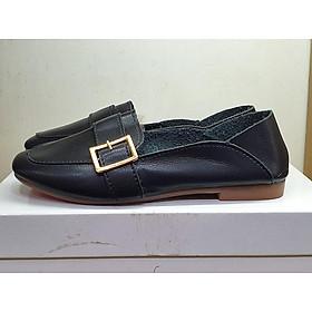 Giày lười nữ phong cách GLPT-128