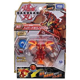 Quyết Đấu Bakugan - Siêu Bá Vương Rồng Lửa Hyper Dragonoid DX - Baku027