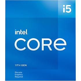 Bộ vi xử lý CPU Intel Core i5-11600 thế hệ 11 - Hàng Chính Hãng