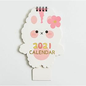 CREATIVE Lịch Để Bàn 2021