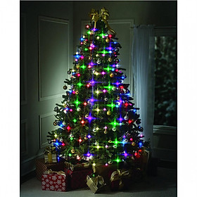 Đèn LED Trang Trí Cây Thông Giáng Sinh 48 Bóng