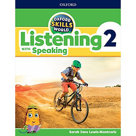 Oxford Skills World 2 Listening with Speaking Student's Book / Workbook