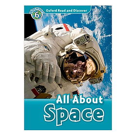 Oxford Read and Discover 6: All About Space Audio CD Pack