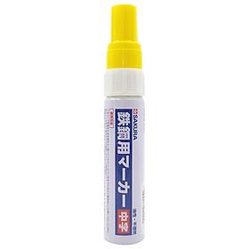 Bút Đánh Dấu Kim Loại Metal Marker Sakura 3.0mm - Màu Vàng