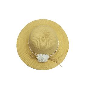 Nón cói nữ bông hoa xinh xắn -055-056