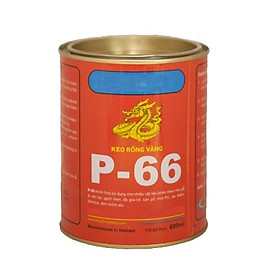 Keo dán đa năng con rồng P-66  cao cấp