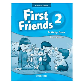 First Friends (Ame) 2 Activity Book