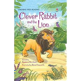 Usborne Clever Rabbit and the Lion + CD